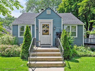 Downers Grove Single Family Home For Sale: 4342 Seeley Avenue