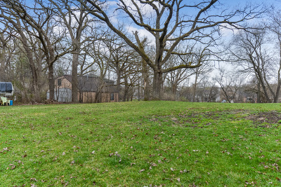 Mc Henry County Residential Lots & Land For Sale: 417 Concord Avenue