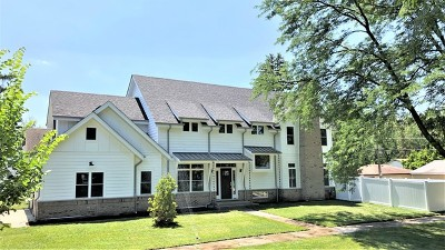 Westmont Single Family Home For Sale: 102 South Lincoln Street