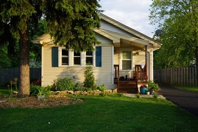 Berkeley Single Family Home For Sale: 5915 Ridge Avenue