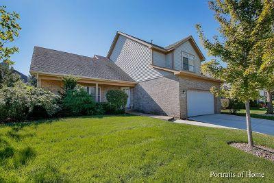 Homer Glen Single Family Home For Sale: 13557 Parkland Court