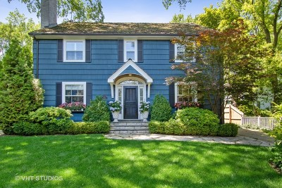 Lake Forest Single Family Home For Sale: 920 Church Road