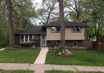 Worth Single Family Home For Sale: 7247 West 112th Street