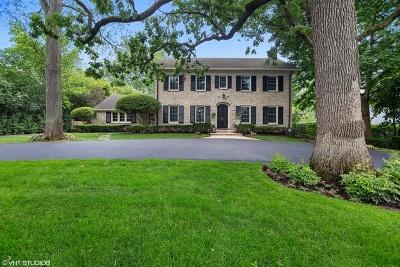 Winnetka Single Family Home For Sale: 1288 Westmoor Trail