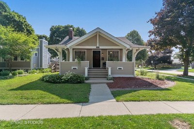 Geneva IL Single Family Home New: $339,000