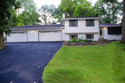West Chicago  Single Family Home Price Change: 29w265 Lee Road
