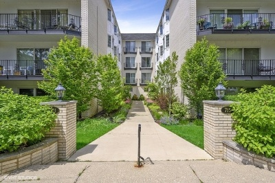 Condo/Townhouse New: 715 Ridge Road #3E