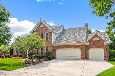 Breckenridge Estates Single Family Home For Sale: 2739 Cheyenne Drive