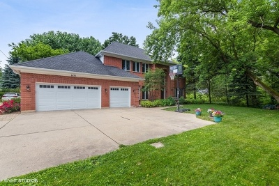 Highland Park Single Family Home For Sale: 1476 McDaniels Avenue