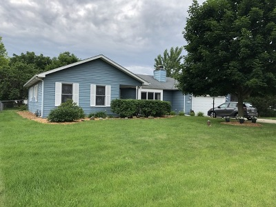 Plainfield Single Family Home Re-Activated: 23535 West Rueben Street