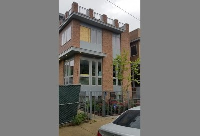 Single Family Home For Sale: 1846 West Race Avenue
