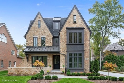 Hinsdale Single Family Home For Sale: 415 North Clay Street