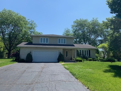 Lake Villa Single Family Home For Sale: 36785 North Eastmoor Avenue