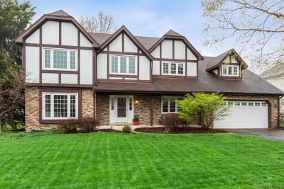 Wheaton Single Family Home For Sale: 1952 Sherwood Place