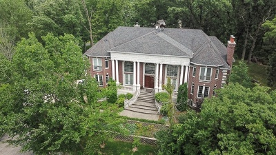 Palos Park Single Family Home For Sale: 12697 Southwest Highway