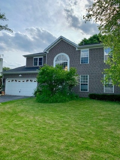 Cary Single Family Home For Sale: 10 Georgetown Drive
