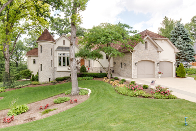 Wheaton Single Family Home For Sale: 77 Muirfield Circle