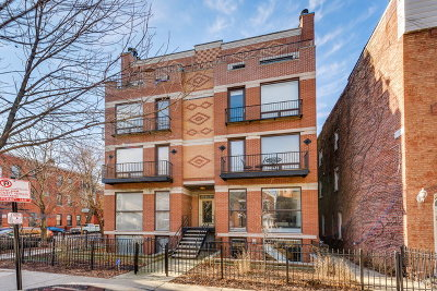 Condo/Townhouse For Sale: 900 North Wood Street #3N