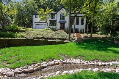 Hinsdale Single Family Home For Sale: 16 West Birchwood Avenue