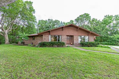Marengo Single Family Home For Sale: 20718 West Coral Road