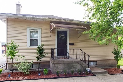 Single Family Home For Sale: 2057 North Newland Avenue