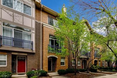 Condo/Townhouse For Sale: 1816 North Rockwell Street #E
