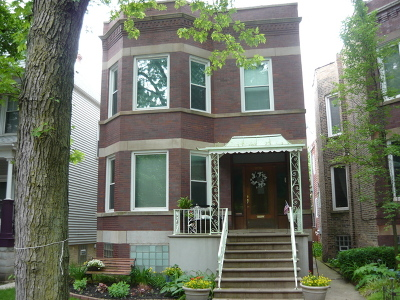 Multi Family Home For Sale: 3730 North Leavitt Street