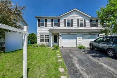 Plainfield Condo/Townhouse Price Change: 14027 Danbury Drive