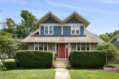 Single Family Home For Sale: 819 North Main Street