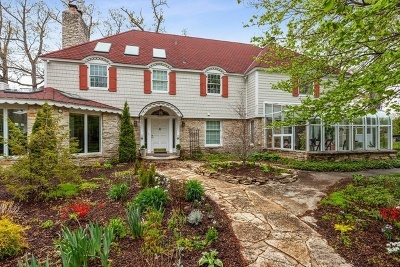 Palos Park Single Family Home For Sale: 12324 South Mohawk Road