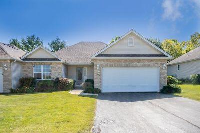 Yorkville Condo/Townhouse For Sale: 307 Garden Circle