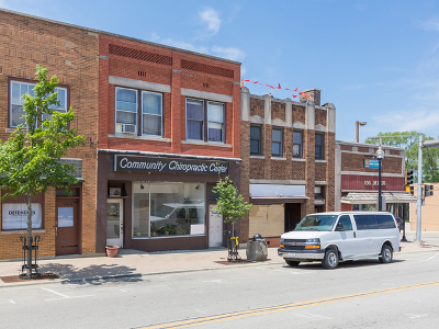 West Chicago Commercial For Sale: 104 Main Street