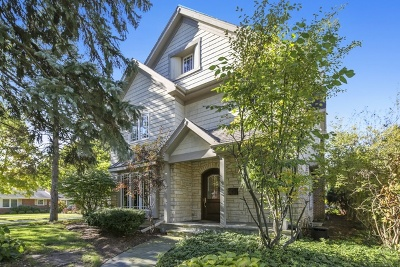 Hinsdale Single Family Home For Sale: 746 South Adams Street