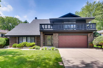 Wheaton Single Family Home For Sale: 1544 Briarcliffe Boulevard
