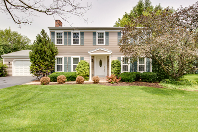Wheaton Single Family Home For Sale: 2327 Embden Lane
