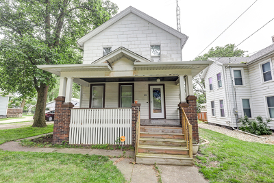Single Family Home For Sale: 1210 North Lee Street