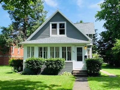 Dwight Single Family Home For Sale: 320 West Chippewa Street