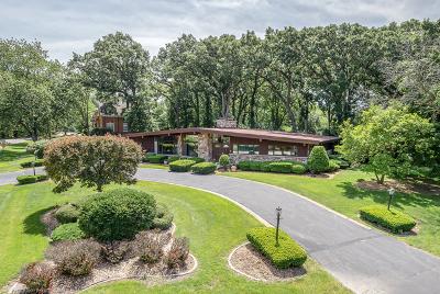 Palos Park Single Family Home For Sale: 12801 South 80th Avenue