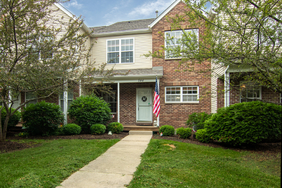 Sycamore Condo/Townhouse Contingent: 544 Clayton Circle #3