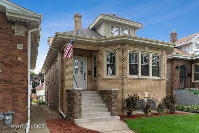 Elmwood Park Single Family Home Price Change: 3104 North 77th Court