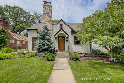 Glen Ellyn Single Family Home For Sale: 688 Euclid Avenue