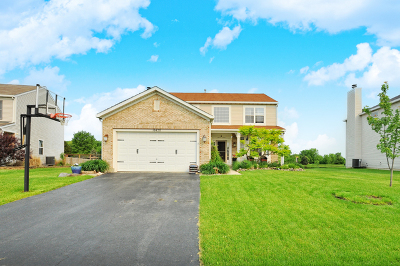 Crest Hill Single Family Home For Sale: 16420 Borio Drive