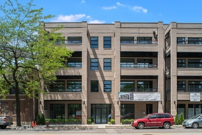 Condo/Townhouse For Sale: 4438 North Western Avenue #3