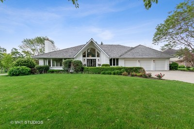 Lake Forest Single Family Home For Sale: 85 Barnswallow Lane