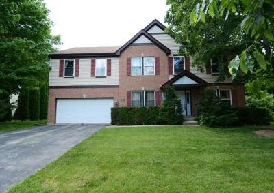 Algonquin Single Family Home For Sale: 160 Salford Drive