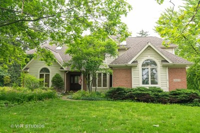 St. Charles Single Family Home For Sale: 6n409 Splitrail Lane