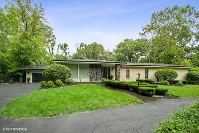Palos Park Single Family Home For Sale: 9018 West Hillcrest Lane