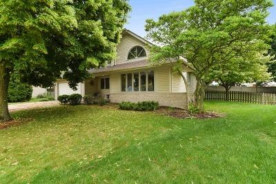 Aurora Single Family Home For Sale: 2249 Lakeside Drive