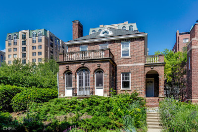 Evanston Single Family Home Price Change: 1616 Judson Avenue
