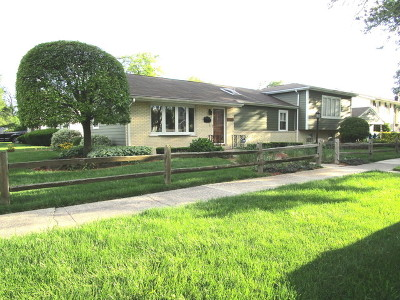 Midlothian IL Single Family Home For Sale: $184,900